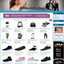 Fashion STORE - Ready Made Affiliate Website For Sale! Amazon+Adsense+Dropship