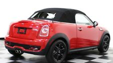 2012-2015 Mini Cooper Roadster Replacement Convertible Top in BLACK RPC Twill
