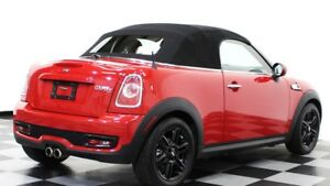 12-15 Mini Cooper Roadster Replacement Convertible Soft Top in BLACK RPC Twill