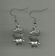 Little Boy Earrings / Earing Charms Jewelry 2
