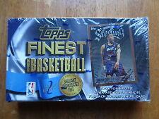 ✭ Topps Finest 1996 - 97 S2 NBA  SEALED BOX Jordan Bryant Refractor ✭