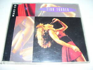 Tina Turner - be tender with me baby 3tr. cdm 1990 germ