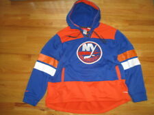 Reebok Face Off Collection NEW YORK ISLANDERS (2XL) Hooded Sweatshirt