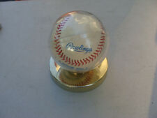 Rawlings Official Ball Amer. League Cushioned Cork Center RO-A Stand Autographs