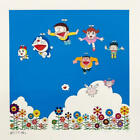 Takashi murakmi My Summer Vacation with My Little Brother and Doraemon ed100