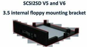 SCSI2SD V5 5.1 And V6 [3.5 External Enclosure Holder Mount Install Hardware]