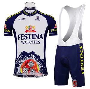 Festina Peugeot Cycling Kit