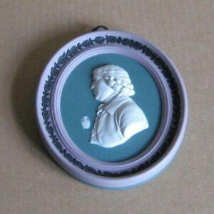 Wedgwood Jasperware Four Colour 225th Anniversary Medallion Limited Edition