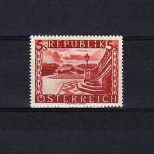 AUTRICHE - OSTERREICH n° 632a neuf avec charnière