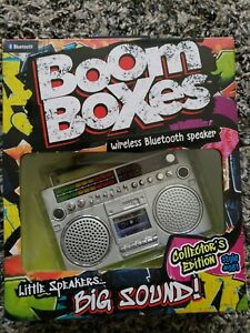 Boom Boxes Little Speakers Collector's Edition Style 081