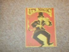 Its Magic Program 1967 Jay Marshall Slydini Haskell