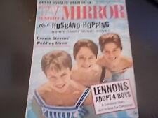 Donna Douglas, Lennon Sisters, James Arness - TV Radio Mirror Magazine 1964