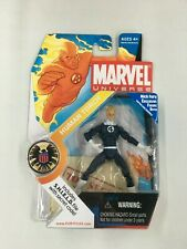 Marvel Universe Human Torch Dark Costume 3 3/4 Action Figure #11 Series 1 NIB