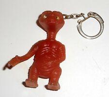 """1982 E.T. EXTRA TERRESTRE par Universal ~ plastique porte-clé ~ 2"""" Tall - (A041)"""