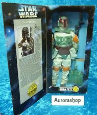 """Star Wars Collector Series Boba Fett Bounty Hunter 12""""(30cm) Kenner Hasbro neu"""