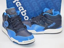 New Reebok Pump Omni Lite Navy Blue/Cycle/White Duke Blue Devils Rare Retro 9.5