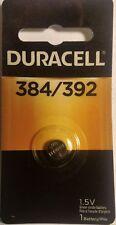 Duracell D384/392 (AG3, LR41, MS312, SP384, SP392, SR41) Button Cell Battery