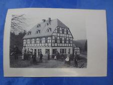 PK Zugpost Bahnpost Eppendorf Hetzdorf Kleinbahn Falkenau bei Flöha 1907 RAR!