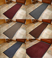 Extra Long Wide Non Slip Heavy Duty Rubber Narrow Hall Runner Barrier Mats Rugs