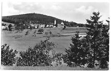 AK, Schönberg am Kapellenberg bei Bad Brambach, Gesamtansicht, 1958