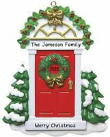 "Personalized "" OUR NEW HOME  "" Christmas Hanging Tree Ornament HOLIDAY GIFT 2020"