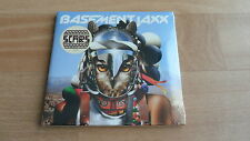 BASEMENT JAXX - SCARS (SEALED DIGIPAK CD ALBUM) LOOK !