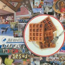 Jim White Waffles Triangles & Jesus Vinyl LP Record & MP3! indie roots album NEW