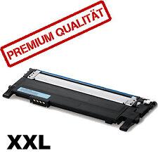XXL Toner für Samsung CLP360 ND CLP365 W CLX3300 CLX3305 FW W CLT-C406S Cyan