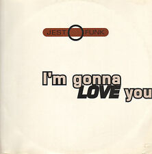 JESTOFUNK - I'm Gonna Love You - 1991 - Rec In Pause - RNC 001 - Ita