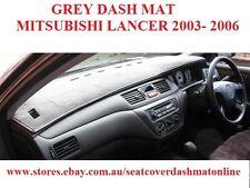 DASH MAT, GREY DASHMAT FIT MITSUBISHI LANCER  2003 - 2006,GREY