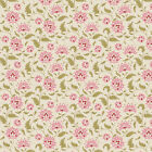 Tilda Spring Diaries Collection - Ahlia Pink Fabric / Sewing / Quilting / Craft