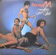 Boney M - Love for Sale - New 180g Vinyl LP