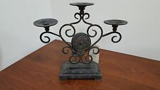 Gift Craft Triple Candle Holder 886609