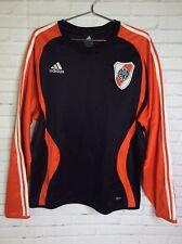 Adidas CARP Argentina Club Atlético River Plate Team Soccer Jersey Mens Sz L 00d1eec37