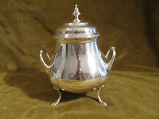 20 th c french sterling silver sugar bowl french 18th c st 417g