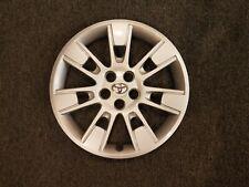 "1 Brand New 2014 14 2015 15 2016 16 Corolla 16"" Hubcap Wheel Cover 61173"