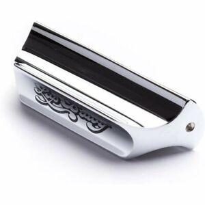 Dunlop 926 Lap Dawg Tonebar Chromed Brass Lap Steel Pedal Steel Guitar Slide