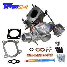 Turbolader ALFA-ROMEO FIAT LANCIA 1.4 T-Jet 88 kW VL37 55222015 + Montagesatz