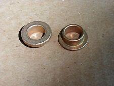 "20 Flanged Bearing Bronze Brass Bushings  7/8"" X 1/2"" X 5/8"" Free Ship"