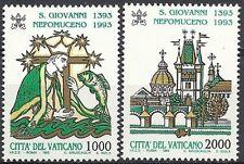 1993 VATICANO S. GIOVANNI NEPOMUCENO MNH ** - ED