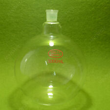 3000ml Boiling flat bottom Flask,heavy wall,single neck,with 24/29 joint