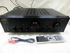 ONKYO A-9377 Integrated Amplifier Amp Superb Sound PHONO BLUETOOTH WRAT 180W