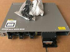 Cisco WS-C3850-12X48U-L 48 Switch with 1100W AC power supply