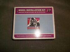 NEW Gorilla Chrome 14 mm x 1.50 Wheel Installation Kit 20 pc Free Ship