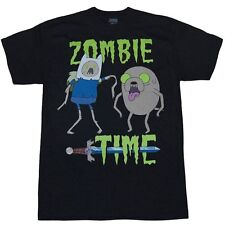 Adventure Time Zombie Time T-Shirt New