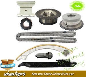 TIMING CHAIN KIT Fit ALFA ROMEO 159 Spider Brera JTS 939 1.9L 2.2L w/VVT Gears