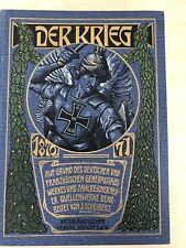 Der Krieg 1870-71 von J. Scheibert