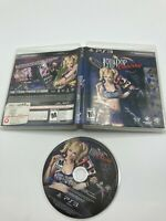 Sony PlayStation 3 PS3 Disc Case No Manual Tested Lollipop Chainsaw Ships Fast