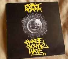 Excel - BLAZE SOME HATE (Caroline Thrash Metal Vinyl LP-1989 EX VG+ PROMO COPY