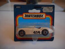 Matchbox Jaguar XK 120 in White on Blister